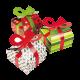 Custom Christmas Favour Boxes