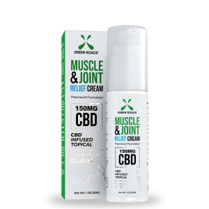 Custom Printed CBD Lotion Boxes