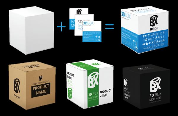 Custom Kraft Retail Boxes