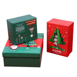 Custom Christmas Packaging Boxes