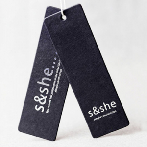 Custom Retail Hang Tags