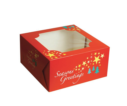 custom printed cake boxes