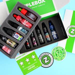 Custom E-liquid Flavour Boxes