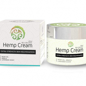 Custom Printed Hemp Cream Boxes