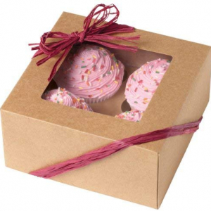 Custom Dessert Kraft Boxes
