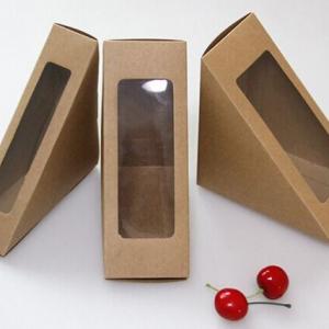 Custom Kraft Sandwich Boxes
